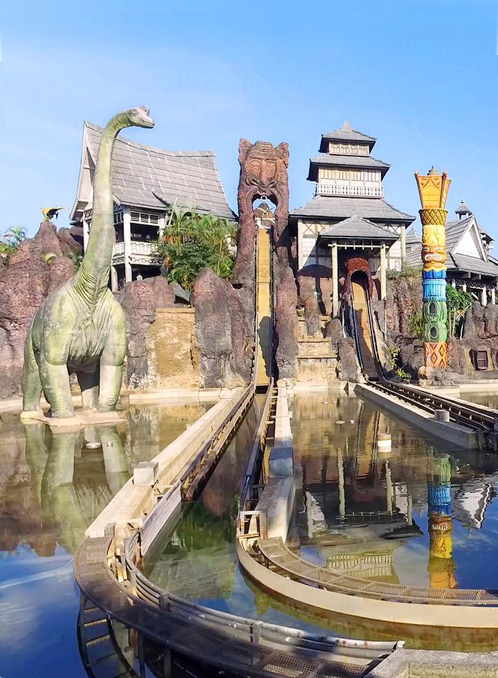 新竹六福村主題遊樂園