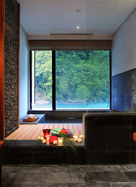 【住宿】與天然樹林山泉有約~馥蘭朵烏來渡假酒店泡湯