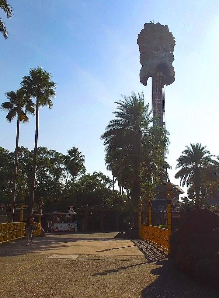 六福村主題遊樂園門票(外國人限定)