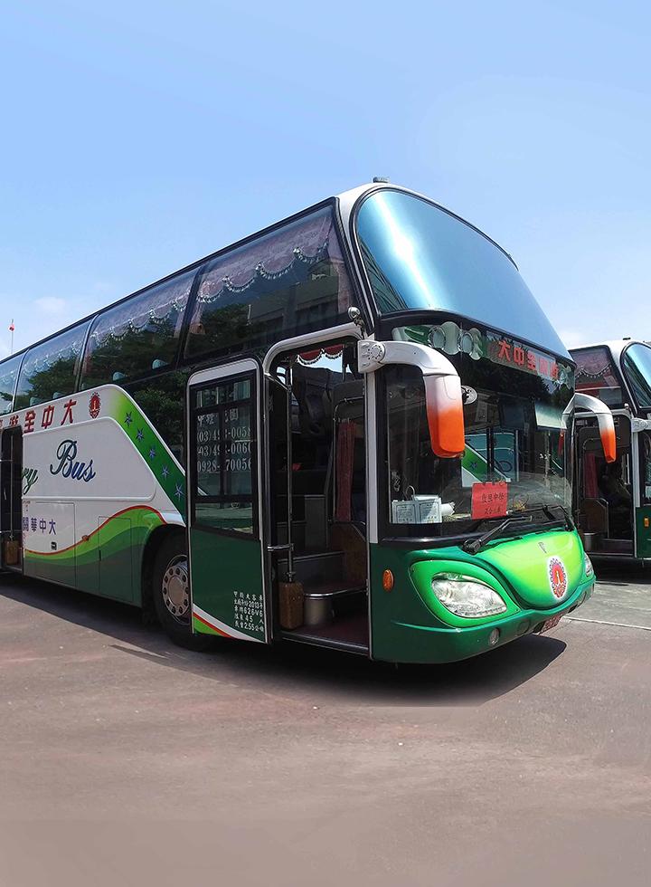 40人座大巴士租用(一天)