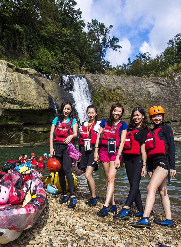 Bangka Trip-平溪嶺腳瀑布