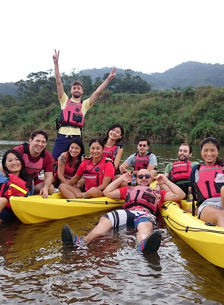 Bangka Trip-雙溪舊水路