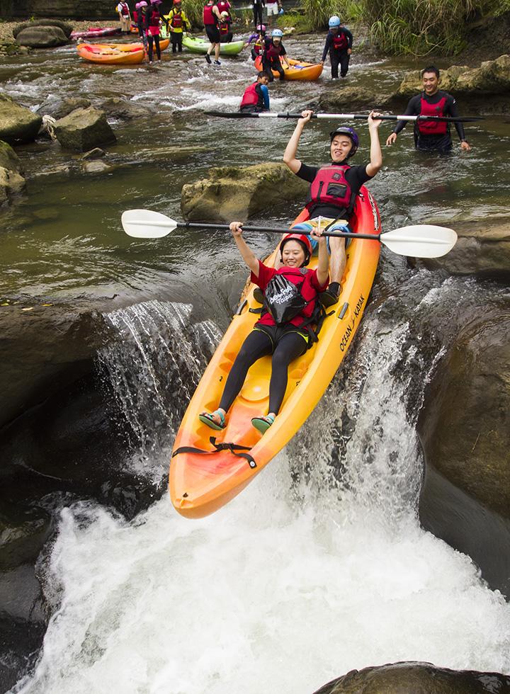 獨木舟輕體驗-平溪